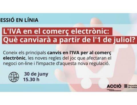 webinar iva comercio electronico